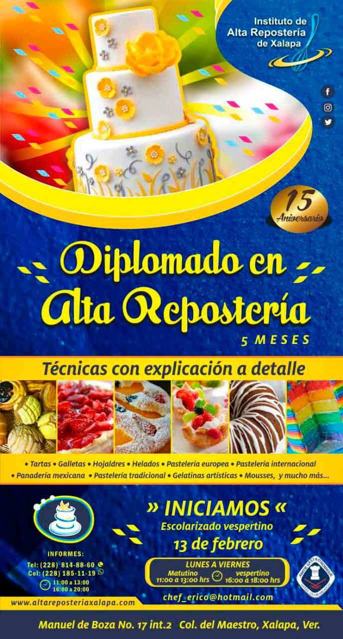 Instituto De Alta Reposteria De Xalapa